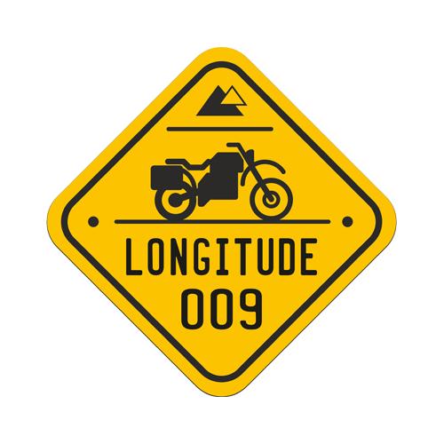 LONGITUDE 009